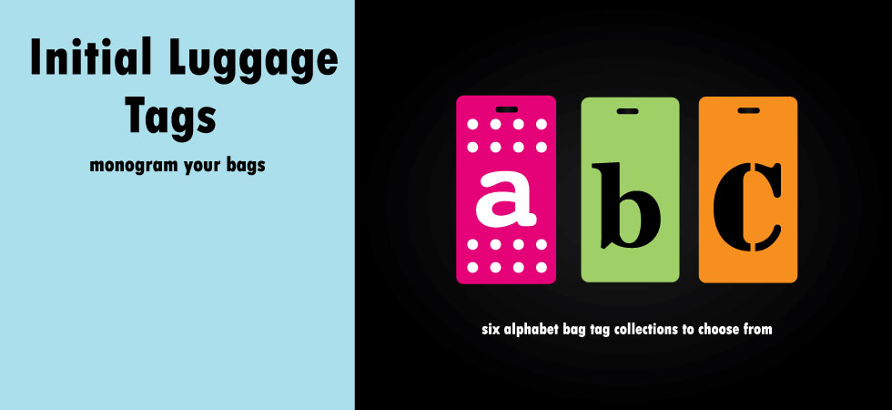 Luggage Tags - Bag Tags | Inventive Travelware