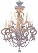 Large Shell Chandelier