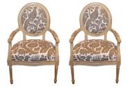 Avery Chairs / Pair