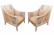 Kelmarsh Chairs Pair