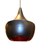 Copper Ceiling Light
