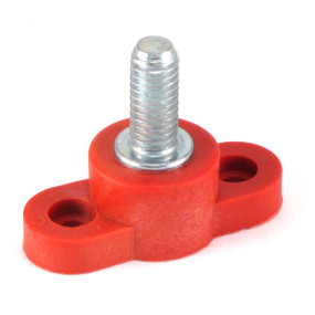 Red Junction Block Studs - Single Sided