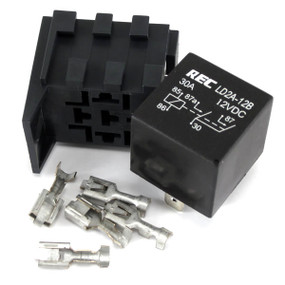 30/40 Amp Relay Kit