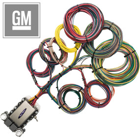 20 Circuit GM Restoration Wiring Harness