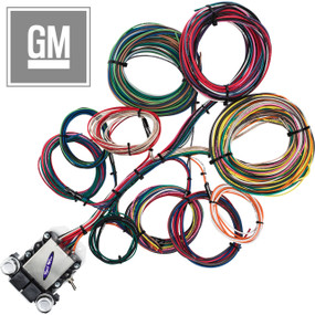 14 Circuit GM Restoration Wiring Harness