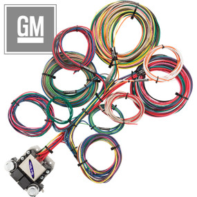 8 Circuit GM Restoration Wiring Harness