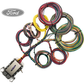 20 Circuit FORD Restoration Wiring Harness