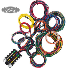 20 circuit budget 1 ford__77220.1474409693.285.365?c=2 wire harnesses ford streetrodelectrics com Universal Hot Rod Wiring Harness at reclaimingppi.co