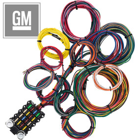 20 Circuit GM Budget Restoration Wiring Harness
