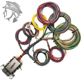20 Circuit Mercury Restoration Wiring Harness