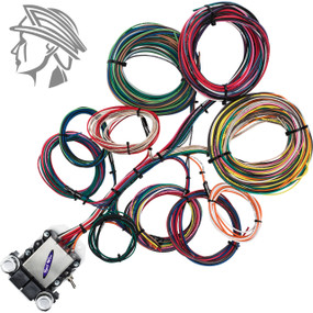 14 Circuit Mercury Restoration Wiring Harness