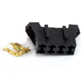 4 Circuit Fuse Block With Terminals