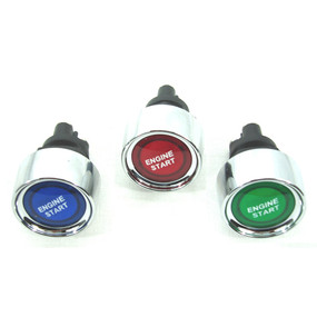 LED Illuminated Engine Start Switch