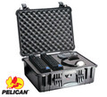 1550 Pelican Case - Black With Foam