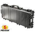 1700 Pelican Long Gun Case - Black With Foam