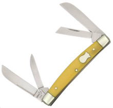 Boker Plus Congress Knife Yellow