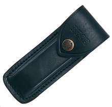 Buck Leather Belt Sheath 110