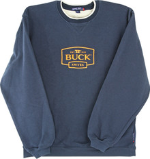 Buck Adult Crewneck Sweatshirt