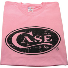 Case XX T-Shirt Pink XX-Large