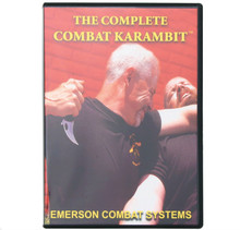 Emerson Knives DVD The Complete Combat