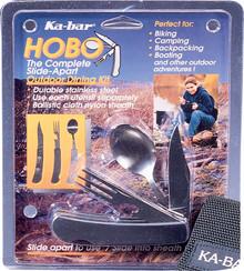 Ka-Bar Hobo Knife Clam Pack