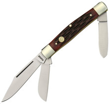 Puma Stockman Red Pick Bone Knife