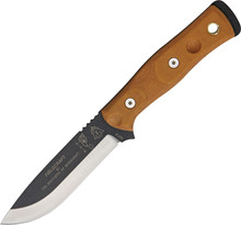 Tops B.O.B. Hunter Brothers of Bushcraft Knife