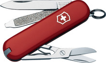 Victorinox Classic Red Knife