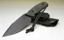 "Attleboro Knives ""THE ATTLEBORO"" Knife with Sheath"
