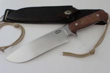 David Wesner Kelsey Creek Custom Camp Knife