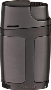 Xikar Element Lighter Polished Gunmetal