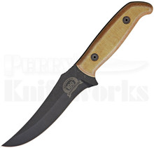 Western Knives USA 100 Anniversary Skinner Knife (Black)