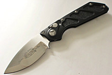 Microtech DOC Killswitch Automatic Knife Aluminum (Satin)