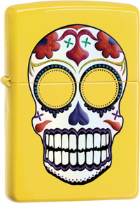 Zippo Lighter Day Of The Dead