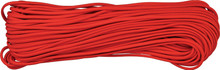 Parachute Cord Red - 100 ft