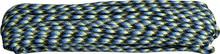 Parachute Cord Blue Snake - 100ft