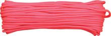 Parachute Cord Hot Pink - 100 Ft
