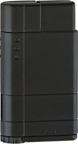 Xikar Cirro Windproof Single Flame Lighter (Black)
