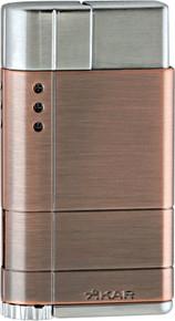 Xikar Cirro Windproof Single Flame Lighter (Bronze)