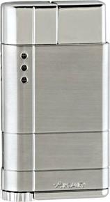 Xikar Cirro Windproof Single Flame Lighter (Silver)