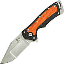 Kizer Cutlery Glenn Klecker Liner Lock Flipper Knife (Stonewash)