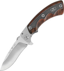 Buck 546RWS Open Season Folding Skinner Knife (Satin)