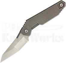 Quartermaster Knives QSE-9 Mr Strickland Frame Lock Knife