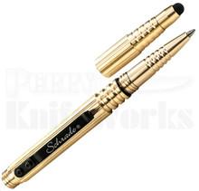 Schrade Tactical Ti Stylus Pen (Brass)