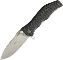 HTM Gunhammer Large A/O Framelock Knife (Bead Blast)
