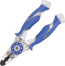 Camillus Cuda Tungsten Carbide Fishing Pliers  (Cuda Blue)