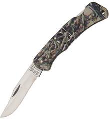 Bear & Son 3 3/4 Camouflage Zytel LockBack Knife