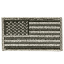Rothco American Flag Patch (Foliage green)