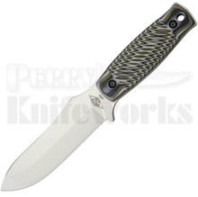 Green River Tactical Predator Green Drop Point Fixed Blade Knife (Satin)