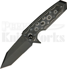 Hogue EX-02 Extreme Series Gray G-Mascus Linerlock Knife (Black)